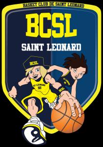 Ville de St Léonard - associations - sports - loisirs basket BCSL