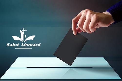 Ville St Léonard Administratif inscription listes électorales