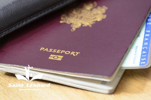 Ville St Léonard Administratif passeport carte d'identité