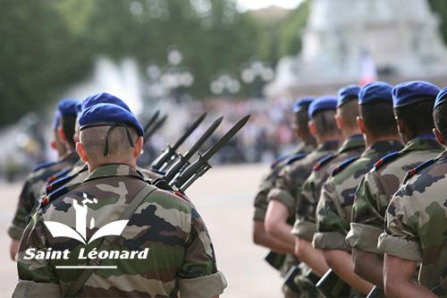 Ville St Léonard Administratif recensement militaire
