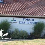 Ville de St Léonard - association - forum des loisirs