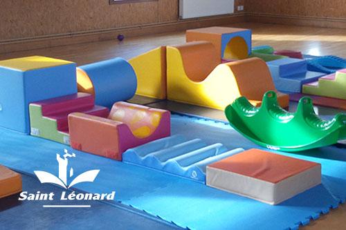 Mairie de Saint-Léonard - Maison petite enfance
